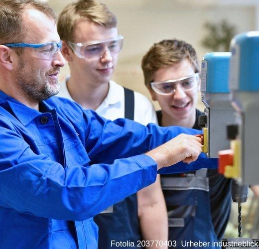 Mechatroniker als Traumjob von ISW