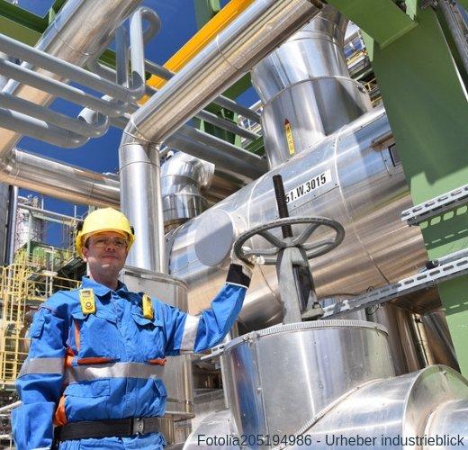 Der Verdienst für Industriemechaniker variiert - Erfahre mehr über das Gehalt