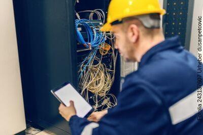 Wichtiges zum Elektrotechniker